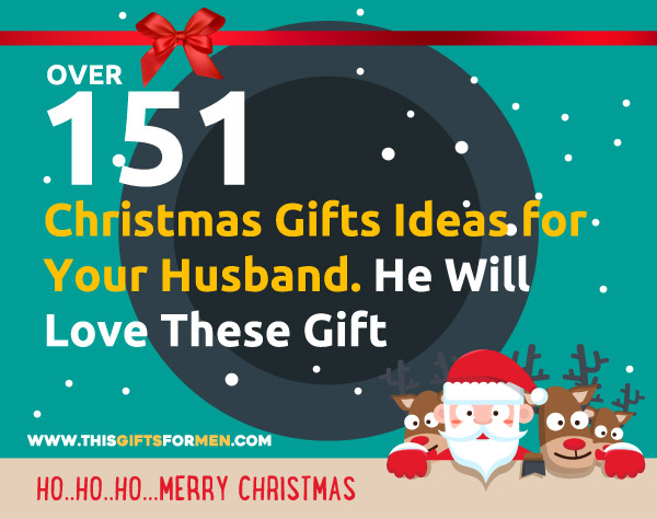 Over 1001 Best Ideas To Get Christmas Present for Him From ...
