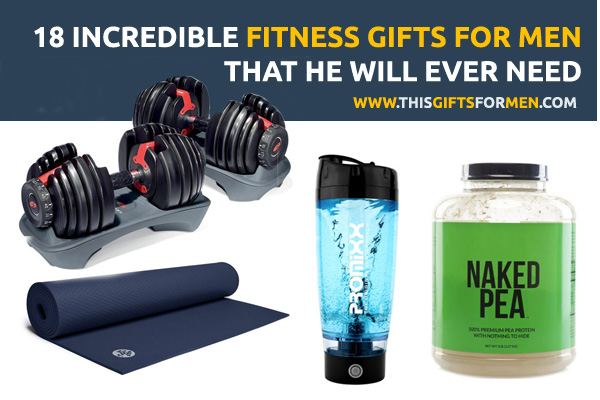 18 Useful Fitness Gifts For Men That He Will Ever Need post image