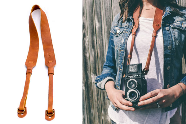 gift for photographers camera strap