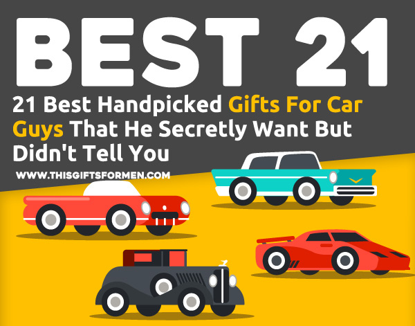gifts for car guys