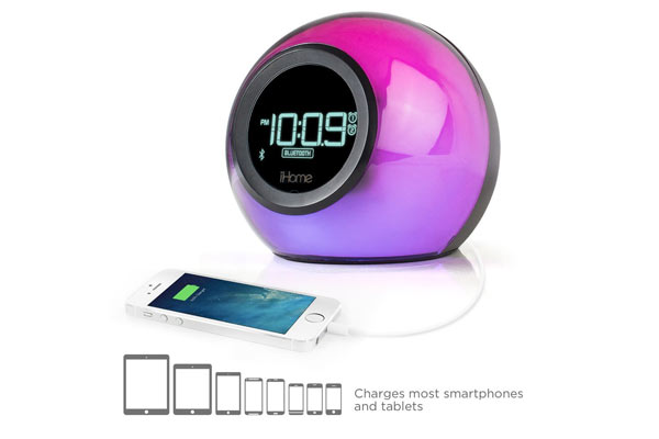 alarm clock tech gifts for him