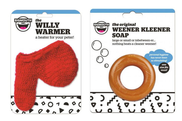 willy funny gifts for him